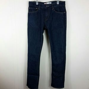 Levis 511 slim fit denim jeans sz 18/29